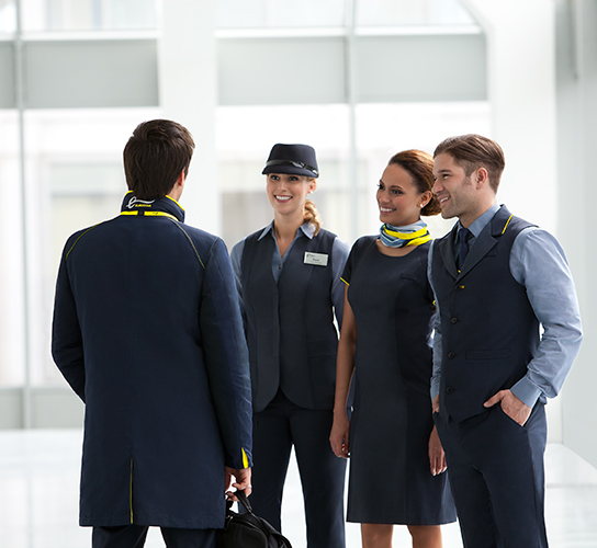 Bespoke Corporate Uniforms and Workwear - Eurostar - Jermyn Street Design - JSD