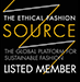The Ethical Fashion Source - listed member