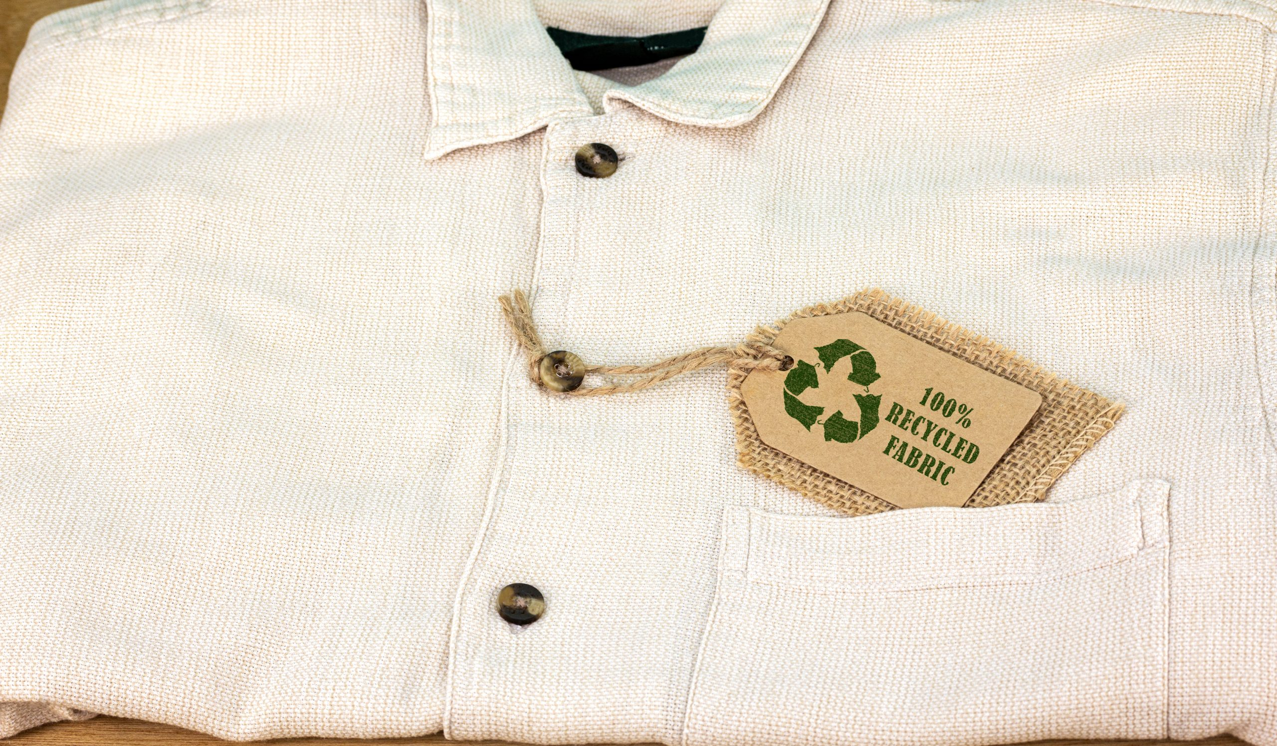 Sustainable fashion recycled clothes